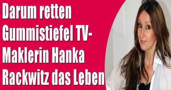 Maklerin Hanka Rackwitz Big Brother