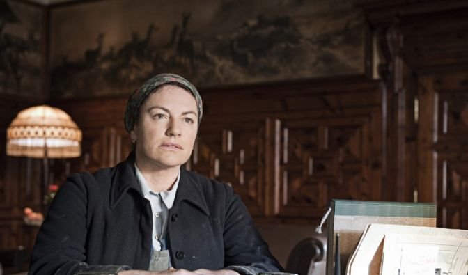 Hanna Forster (Christine Neubauer) ist einer Frau der Kriegsgeneration. (Foto)