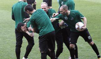 Hannover 96: «Atlético sollte Respekt haben» (Foto)