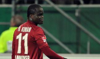 Hannover 96 beginnt ohne Haggui und Ya Konan (Foto)