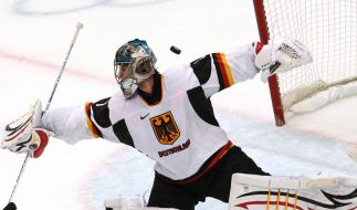 Hannover holt Eishockey-Nationalkeeper Greiss (Foto)