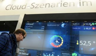 Hannover in der «Wolke»: Cloud Computing (Foto)