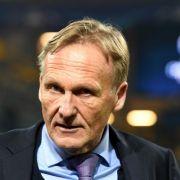 Hans-Joachim Watzke, Geschäftsführer des BVB, tweetete folgende Worte: