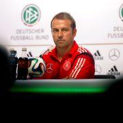 DFB-Sportdirektor Flick hört auf - Hrubesch als Interimslösung (Foto)