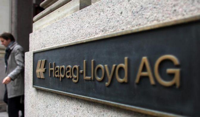 Hapag-Lloyd unter Druck (Foto)