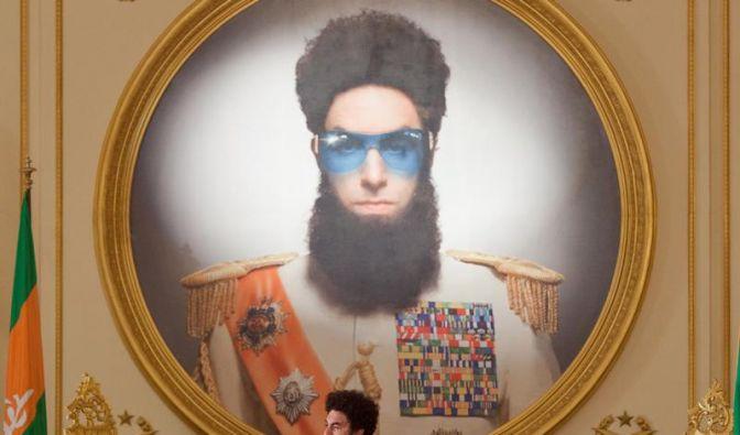 Harte Satire: Sacha Baron Cohens «Der Diktator» (Foto)