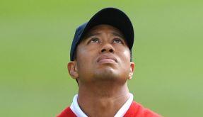 Harte Zeiten für Tiger Woods (Foto)