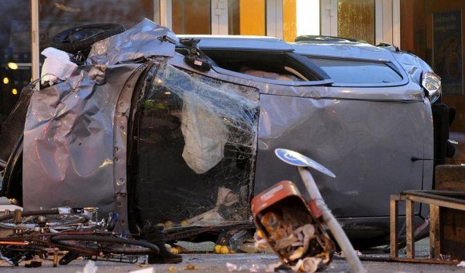 Hartes Urteil für Todesfahrer von Eppendorf (Foto)