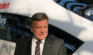 Hartmut Mehdorn (Foto)