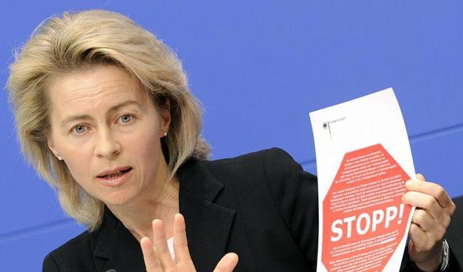 Hartz-IV-Beschluss bei letzter Kabinettssitzung (Foto)