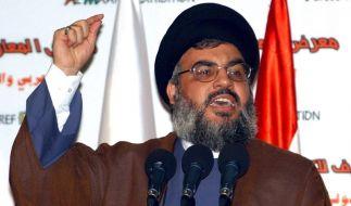 Hassan Nasrallah (Foto)
