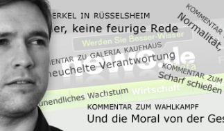 Hat Christian Wulff den Ehrensold verdient? (Foto)