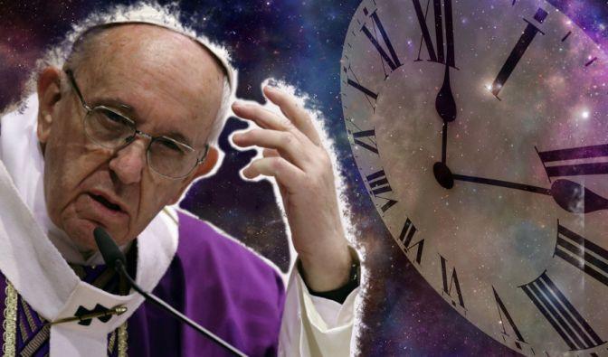 Haben der Vatikan und die CIA eine geheime Zeitmaschine? (Foto)