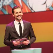 """Hat noch gut Lachen: Klaas in der """"besten Show der Welt"""". (Foto)"""
