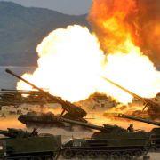 Hat Nordkorea Atomwaffen im Ausland versteckt? (Foto)