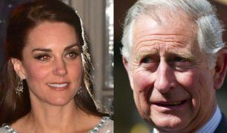 Hat Prinz Charles ein Problem mit Herzogin Kate? (Foto)