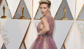 Hat Scarlett Johansson schon wieder eine Neuen? (Foto)