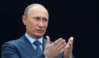 Wladimir Putin giert nach mehr