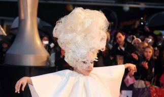 Hattrick für Lady Gaga bei Brit Awards (Foto)