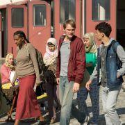 Kommissar Felix Voss undercover unter Flüchtlingen (Foto)