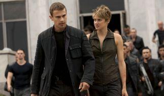 """n den Hauptrollen als Tris und Four sind erneut Shailene Woodley (""""Das Schicksal ist ein mieser Verräter"""") und Theo James (""""Underworld: Awakening"""") zu sehen. (Foto)"""