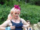 Hauptsache die Brüste sitzen richtig! Supertranse Olivia Jones zieht in voller Montur ins Dschungelcamp. (Foto)
