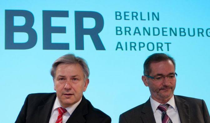 Hauptstadtflughafen soll erst im März 2013 öffnen (Foto)