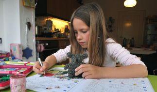 Hausaufgaben leicht gemacht (Foto)