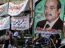Haushoher Sieg für Mubarak-Partei in Ägypten (Foto)