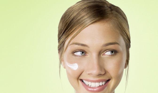 Hautpflege (Foto)