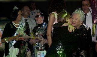 Hava Hershkovitz ist die «Miss Holocaust-Überlebende» - nun debattiert Israel, ob solch eine Schönheitswahl sein darf. (Foto)