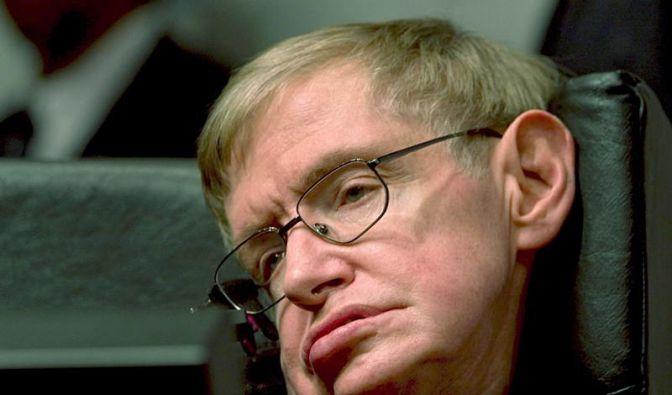 Hawking: Frauen sind komplettes Rätsel (Foto)