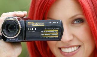 HD und optischer Zoom: Tipps für den Camcorder-Kauf (Foto)