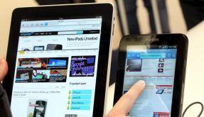 Heftiges Gedränge um Tablet-Computer auf der Ifa (Foto)