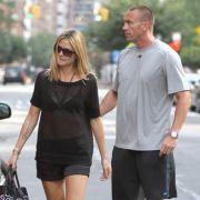Heidi Klum muss nun auf ihren langjährigen Bodyguard Martin Kristen.
