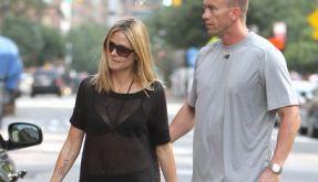 Heidi Klum muss nun auf ihren langjährigen Bodyguard Martin Kristen. (Foto)
