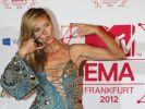 Heidi Klum hatte ihren Spaß bei den MTV European Music Awards. (Foto)