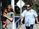Heidi Klum sagt über ihren Bodyguard: «Er ist ein großartiger Mensch.» (Foto)