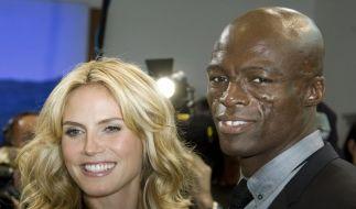 Heidi Klum und Seal erneuern Eheversprechen (Foto)