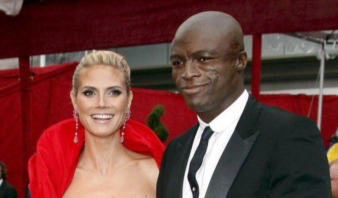 Heidi Klum und Seal geben Trennung bekannt (Foto)