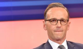 Heiko Maas will der AfD entschlossen entgegentreten. (Foto)
