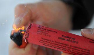 Heil ins neue Jahr: So zündet man Feuerwerk sicher (Foto)