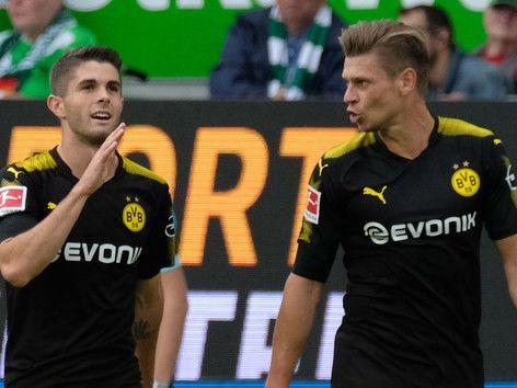 Dortmund Spiel Heute Ergebnis