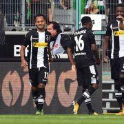 Sieg für Bayer Leverkusen mit 1:5! Gladbach kann nicht punkten (Foto)