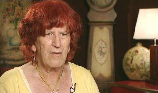 Heinz (67) lebt seit Jahren das Leben als Frau (Foto)