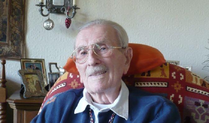 Heinz Hoefer ist seit 81 Jahren in der SPD. (Foto)