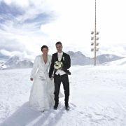 Das höchste Standesamt Deutschlands findet sich auf der Zugspitze und ist eine Außenstelle des Standesamtes Garmisch-Partenkirchen.