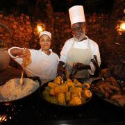 Heiß und scharf - guter Geschmack und kräftige Gewürze gehören in Südafrika dazu.
