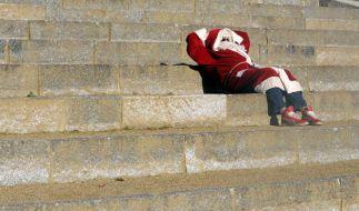 Heiße Weihnacht (Foto)