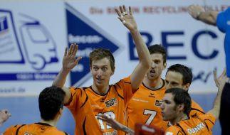 Heißer Kampf um Volleyball-Krone: Titel statt OP-Tisch (Foto)